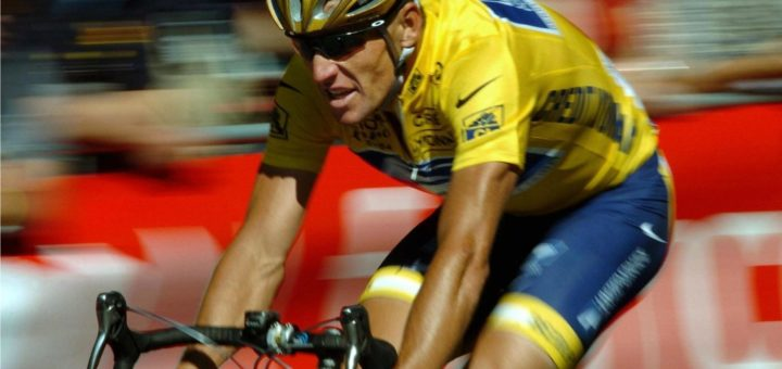 Lance Armstrong Stop At Nothing documentary