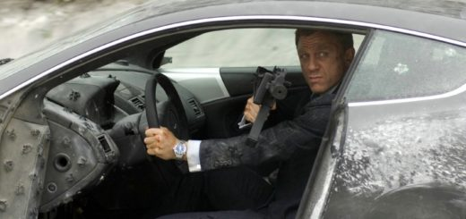 James Bond Quantum of Solace Daniel Craig
