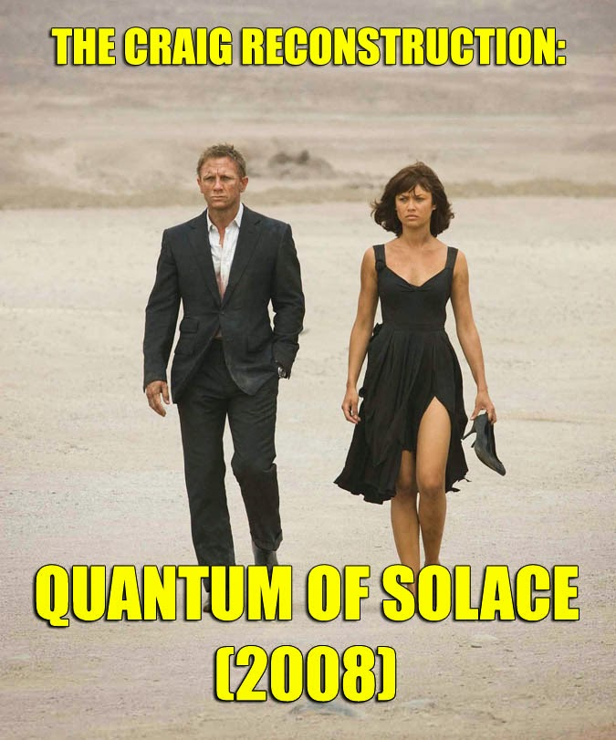Quantum of Solace Review HaphazardStuff