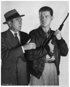 The Sniper 1952 film noir serial killer crime San Francisco