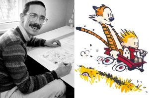 Bill Watterson Calvin Hobbes creator