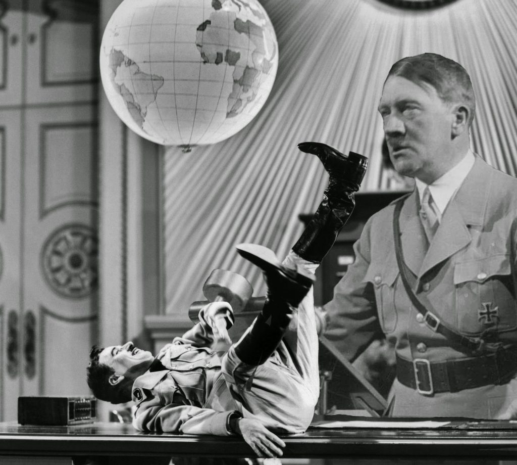 Charlie Chaplin Hitler Tramp and The Dictator documentary