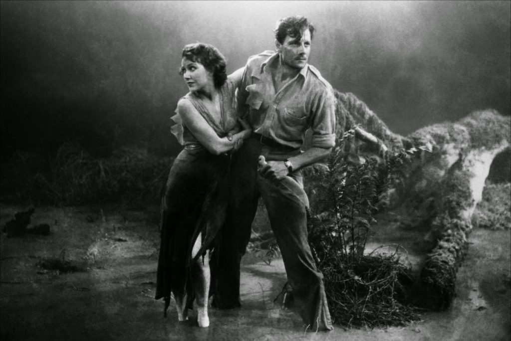Fay Wray Joel McCrea The Most Dangerous Game