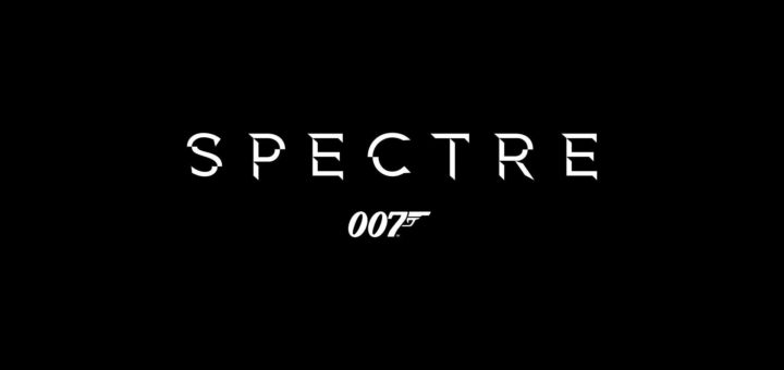 James Bond title logo