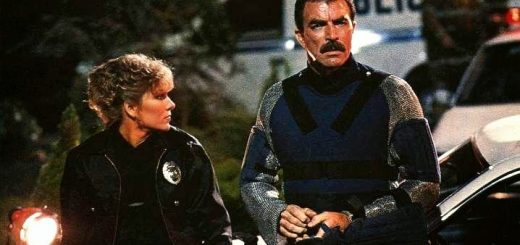 Runaway Tom Selleck Cynthia Rhodes 1984 scifi movie
