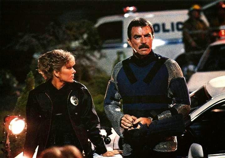 Runaway Tom Selleck Cynthia Rhodes 1984 scifi movie
