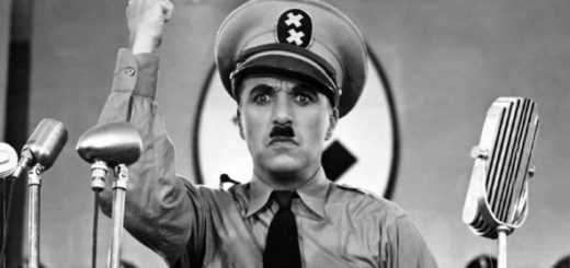 Charlie Chaplin Great Dictator