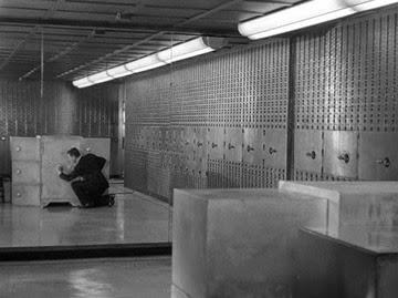 The Steel Trap 1952 film noir
