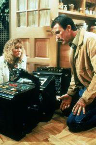 Tom Selleck Cynthia Rhodes Runaway 1984