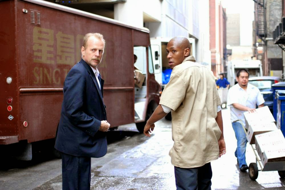 16 Blocks 2006 Bruce Willis Mos Def action movie