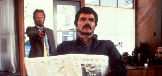 Burt Reynolds Malone Tracey Walter 1987 action movie