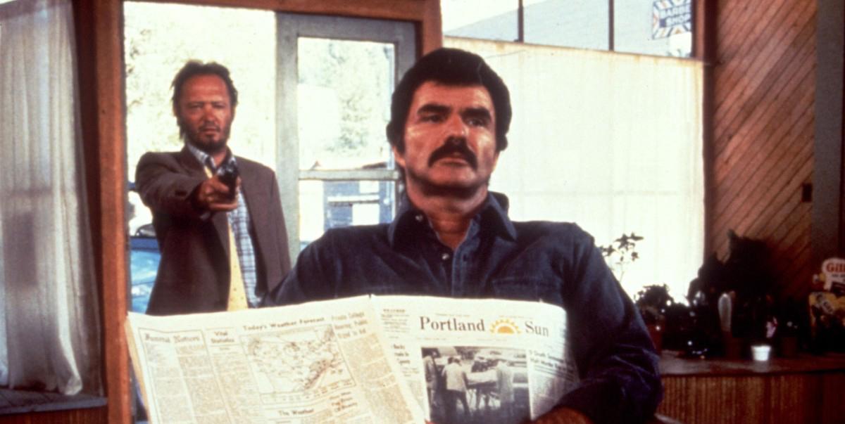 Burt Reynolds Malone Tracey Walter 1987 action movie