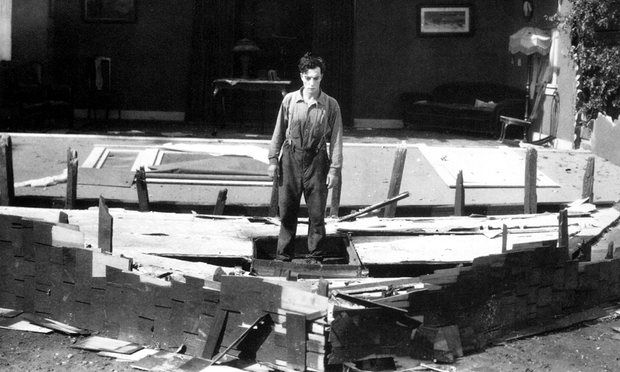 Buster Keaton documentary