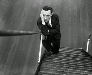 Buster Keaton silent comedian Great Stone Face