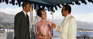 Gambit 1966 Michael Caine Shirley MacLaine Herbert Lom