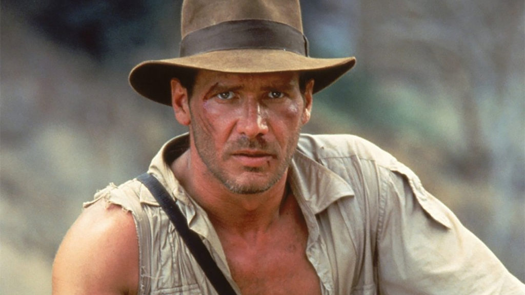 Indiana Jones Harrison Ford recast