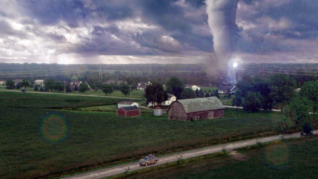 Into The Storm disaster movie tornado