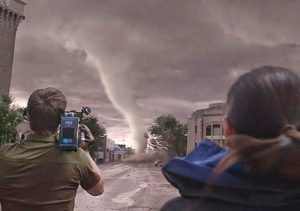 Into The Storm found footage diaster movie tornadoes