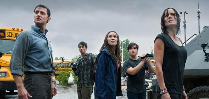 Into the Storm 2014 tornado disaster movie