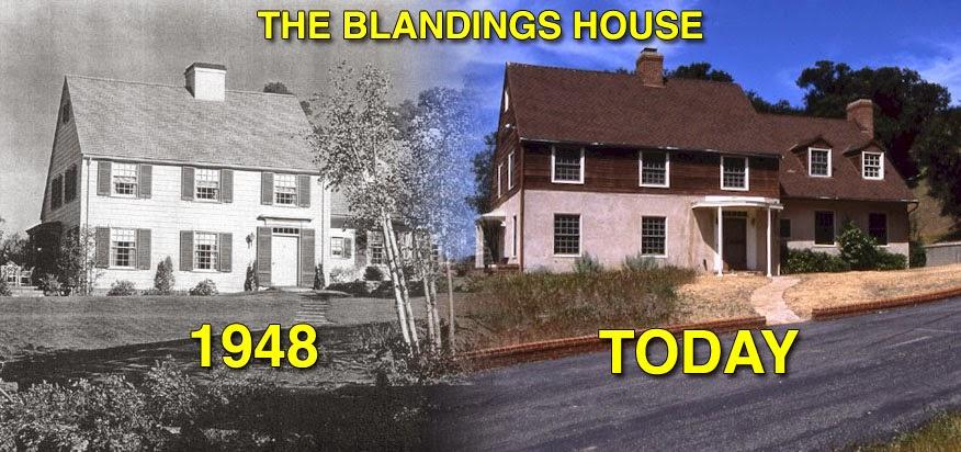 Mr Blandings Dream House 1948 Today