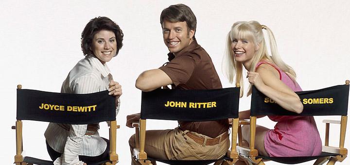 Three's Company Unauthorized Story TV movie 2003