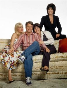 Three's Company cast tv movie 2003 Joyce DeWitt