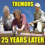 Tremors 1990 horror comedy anniversary