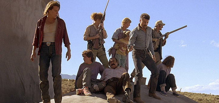 Tremors 1990 cult monster movie