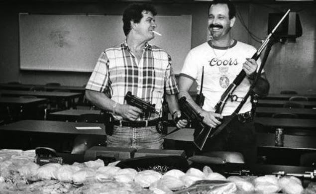 Cocaine Cowboys Miami drug documentary 2006