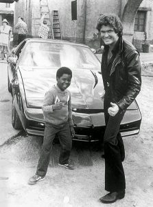 Different Strokes Knight Rider crossover Gary Coleman David Hasselhoff