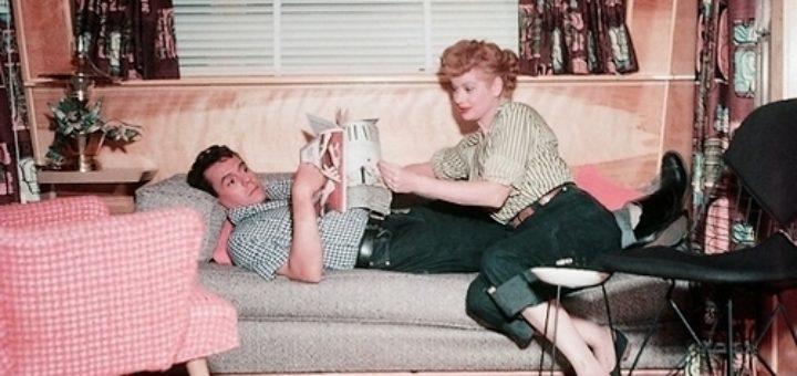 Long Long Trailer 1953 Lucille Ball Desi Arnez