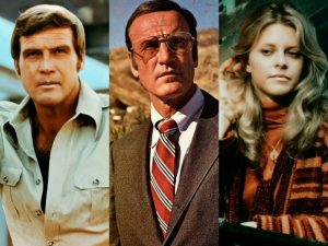 Six Million Dollar Man Bionic Woman shared universe televsion show