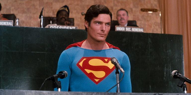 Superman 4 Christopher Reeve