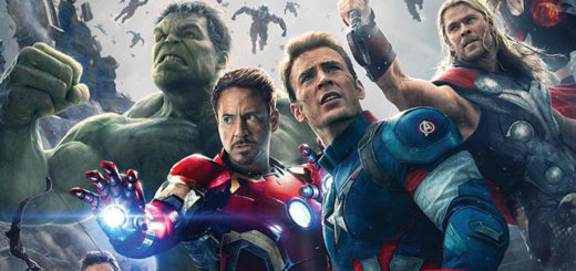Avengers Age Ultron poster