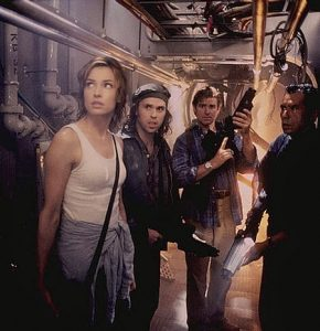 Deep Rising monster horror movie 1998