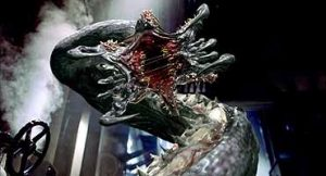 Deep Rising movie 1998 monster