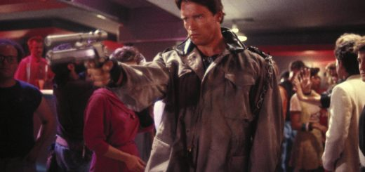 Terminator 1984 Arnold Schwarzenegger sci-fi action