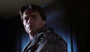 The Terminator Arnold Schwarzenegger 1984 villain
