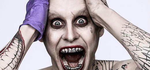 Jared Leto Joker first photo