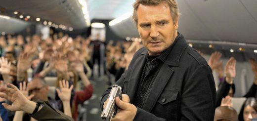 Liam Neeson Non Stop action movie