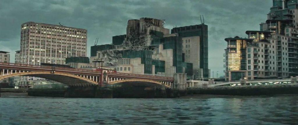 Spectre Teaser Trailer MI6