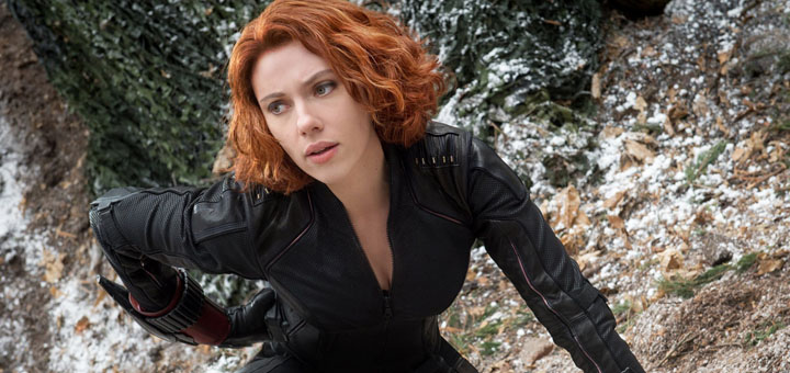 Summer movies 2015 Avengers Black Widow