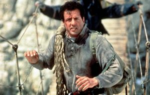 Sylvester Stallone Cliffhanger 1993 action movie