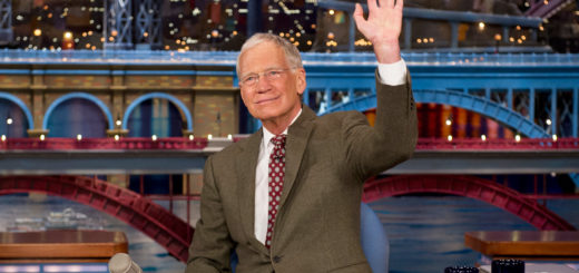 David Letterman retirement