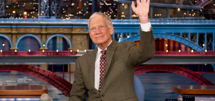 David Letterman retirement final show