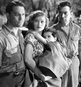 Five Came Back 1939 disaster movie Lucille Ball