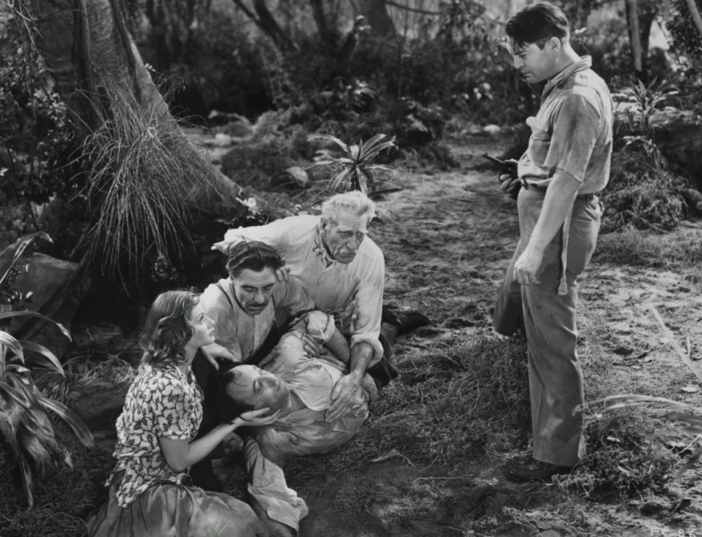 Five Came Back 1939 plane crash disaster movie