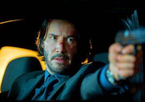 John Wick 2014 Keanu Reeves action movie