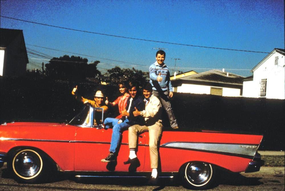 Losin It 1983 teen sex comedy movie cast