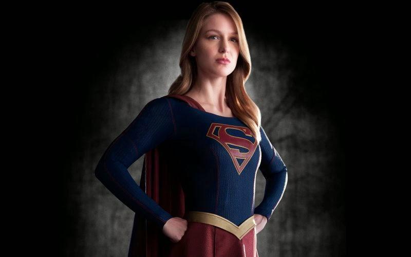 Supergirl CBS show Melissa Benoist